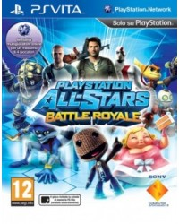 ALL-STARS BATTLE ROYALE CD PS VITA