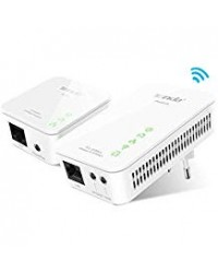 Modem Router Tenda  PW201A+P200 Powerline Wireless AV200 300Mbps  N300 Powerline Extender